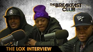 The LOX Go Off On American Government, Talk Old Beefs and New Hip-Hop