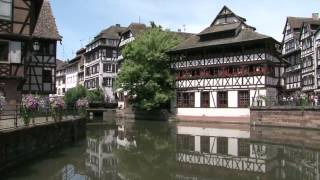 preview picture of video 'Strasbourg au fil de l'eau avec Batorama'
