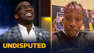 Skip & Shannon react to Dwight Howard's impersonation of Shannon Sharpe | NBA | UNDISPUTED