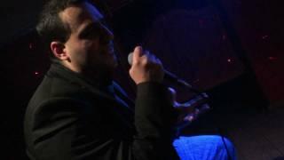 "George Michael TRIBUTE  "" Spinning The Wheel"" OldRams MusicPub-ban 2012. 02. 25."