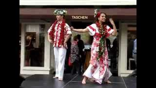 Mele Kalikimaka (Merry Christmas to You) Hula Dance