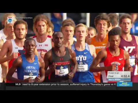 NCAA Men's 5K