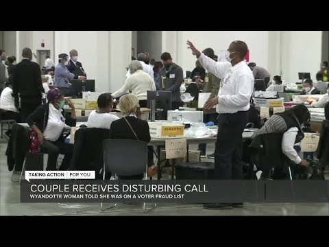 Calls claiming voter fraud traced back to Michigan Conservative group
