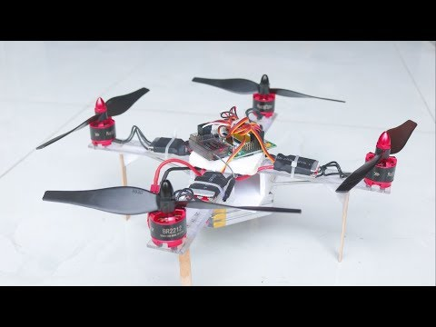 DIY Quadcopter Drone