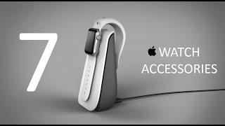 7 Best Apple Watch Accessorries 2019 : Buyer's Guide
