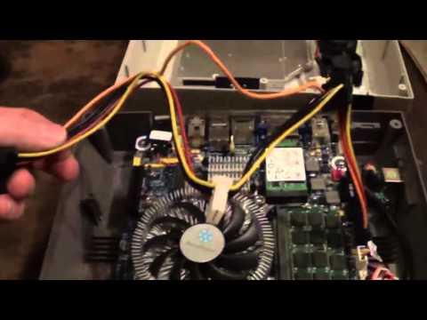 HTPC inside NES case build (part 6)
