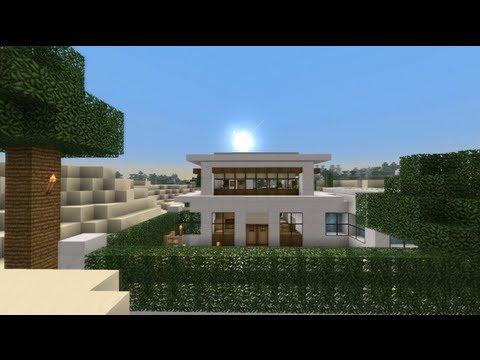 Minecraft Bouwsel De Luxe Villa Minecraftvideos Tv