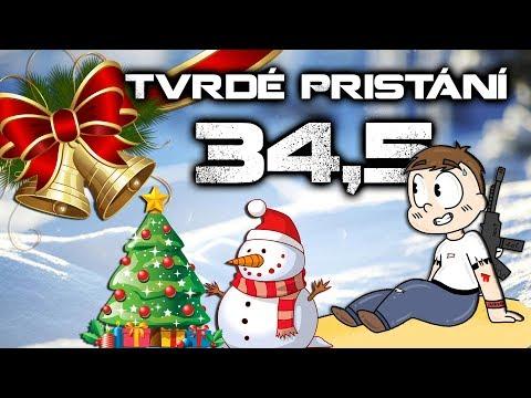 Vánoční Speciál - Tvrdé Přistání - díl 34,5 - /w McCitron