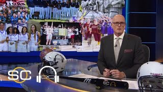 Scott Van Pelt salutes athletes around the country for #SeniorNight | SC with SVP