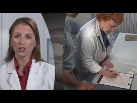 Trattamento da ultrasuono a osteochondrosis