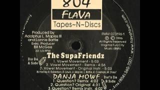 The SupaFriendz - Vowel Movement (Remix) (1996)