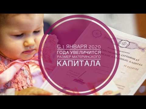Материнский капитал 2020 | На первого ребенка | Погашение ипотеки Государством | NedShops