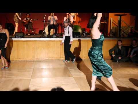 Финал соло-блюза на ULHS-2012