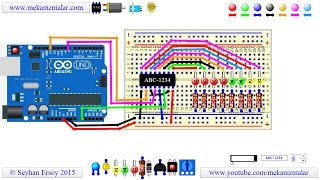 Arduino And Breadboard Version 2