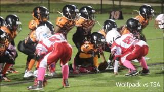 2016 Owings Mills Wolfpack 7U (MYFA) Season Highlights (Extended Version)