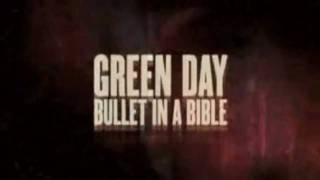 Green Day - Bullet in a Bible - Trailer - HD (High Definition)