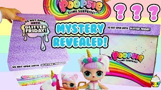 Poopsie House Of Surprises Glitter Friday Mystery Box Revealed!