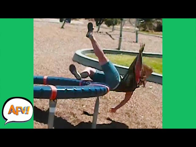 From PLAY-Ground to FAIL-GROUND! 😂 | Funny Fails | AFV 2020