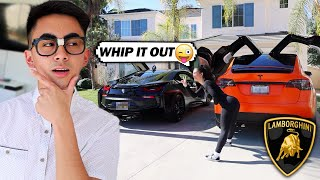 Nerd Pulls Gold Digger with $2,000,000 Dollar Mansion! *LIVE FOOTAGE*