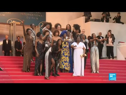 Black actresses fight against racism in Cannes