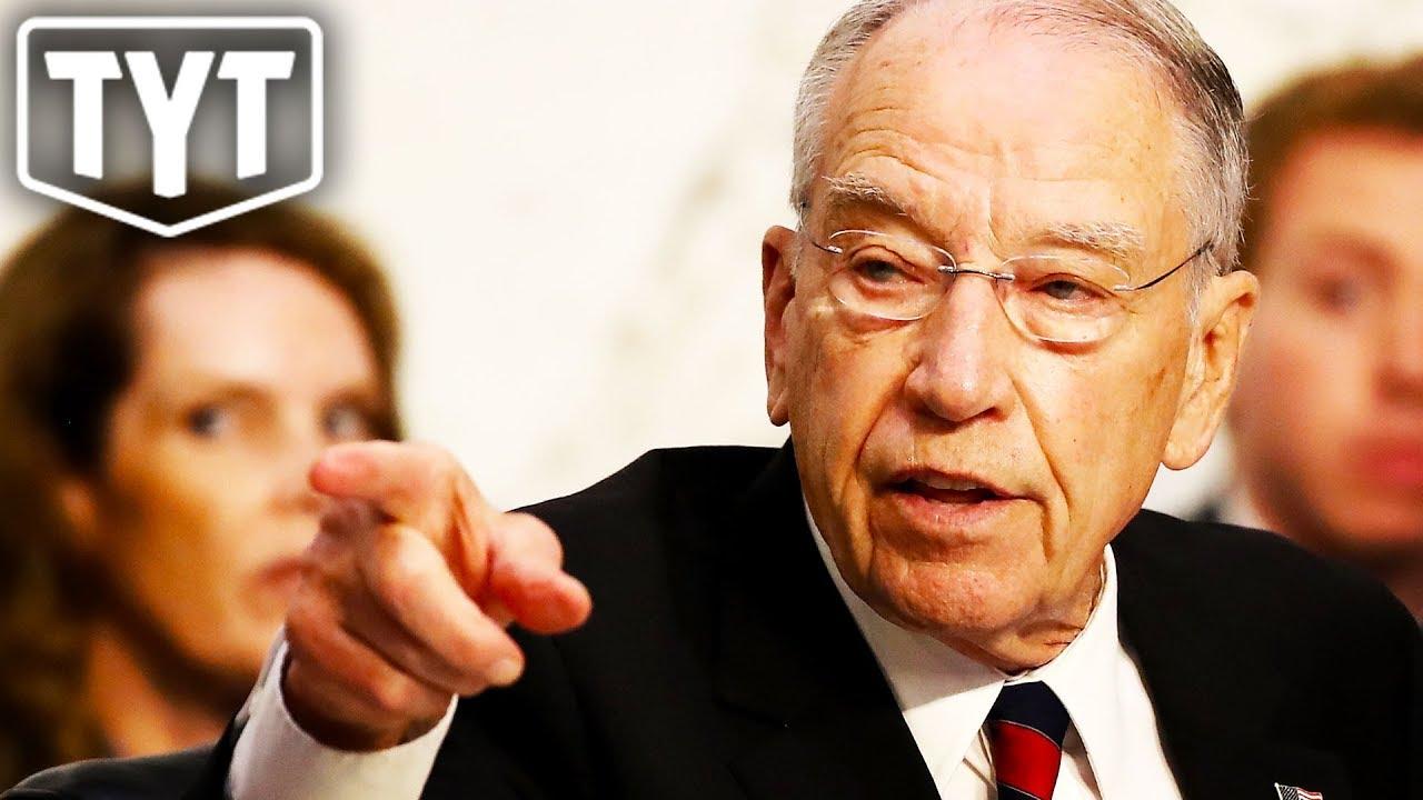 Republicans Make RIDICULOUS Demands Of Kavanaugh Accuser thumbnail