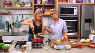 Gambar cover Rosie Mansfield - Cauliflower Nasi Goreng with Justine Schofield on Everyday Gourmet