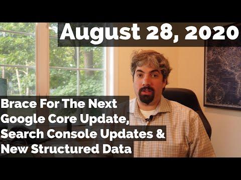 Os SEOs se preparam para a próxima atualização principal do Google, atualizações do Search Console e novos dados estruturados 1