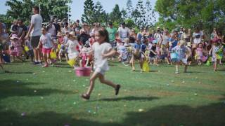 The Great Mountain Creek Easter Egg Hunt 2017