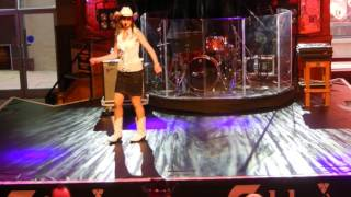 PURE AND SIMPLE Line Dance (Démo) - Séverine Moulin Billy Bob's