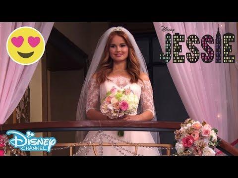 Jessie - Wedding - Disney Channel UK HD