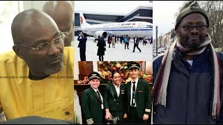 SA,D.. Ghana Passengers on Ethiopia Airline last goodbye Message to...