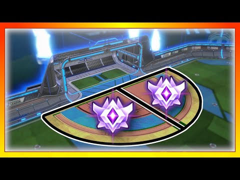 We created a new 2v2 strategy that works against Rocket League pros...