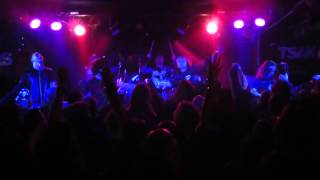 Domine - Thunderstorm live @ Up the hammers VIII festival Athens 8/3/2013