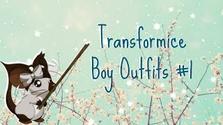 ◇Transformice Boy Outfits #1◇