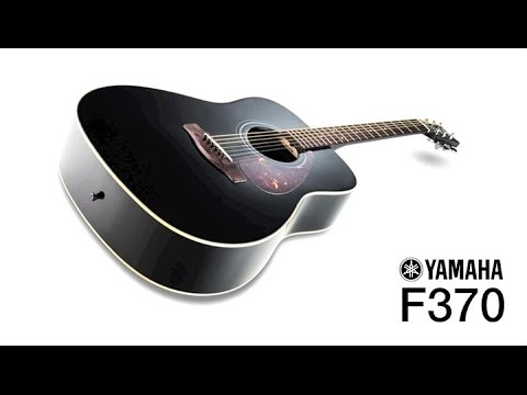 Yamaha F370 NAT Acoustic Guitar Natural