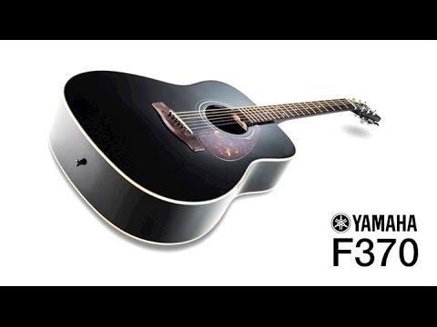 Yamaha F370 TBS Acoustic Guitar Tobacco Sunburst