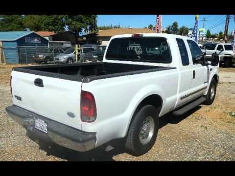 2000 Ford F-250 Extended Cab XLT 7.3L PowerStroke Diesel for sale in Riverside, CA