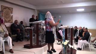 preview picture of video 'Primera Iglesia de Dios Fajardo Predicacion  3/31/13'