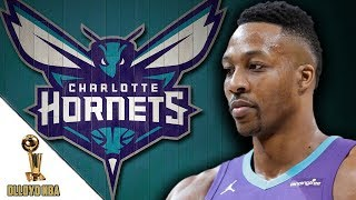 """Charlotte Hornets Locker Room """"Hated"""" Dwight Howard!!! Is This Why He Was Traded? 