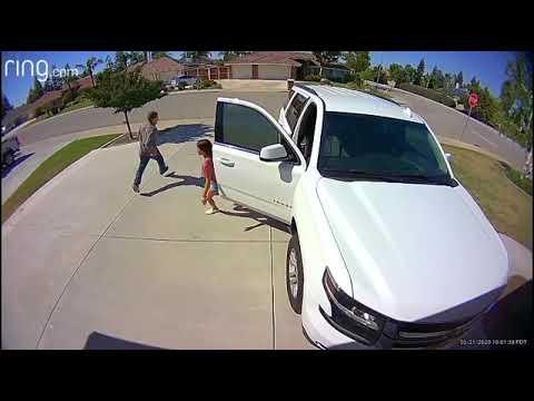 Δεκάχρονο κοριτσάκι τρόμαξε κλέφτη που επιχείρησε να μπει σπίτι της
