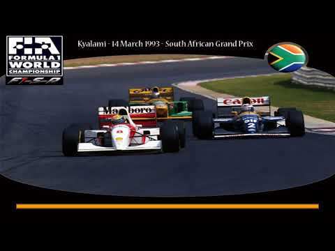 F1 1993 MOD SHOWCASE - rFactor - смотреть онлайн на Hah Life