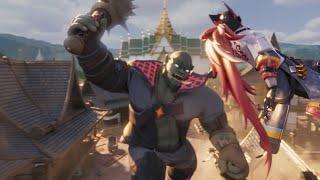 พลังแห่งผีตาโขน l The Phantom Mask Hayate เป็นเจ้าของได้แล้วในกิจกรรม สกินไทยหัวใจแครี่!!