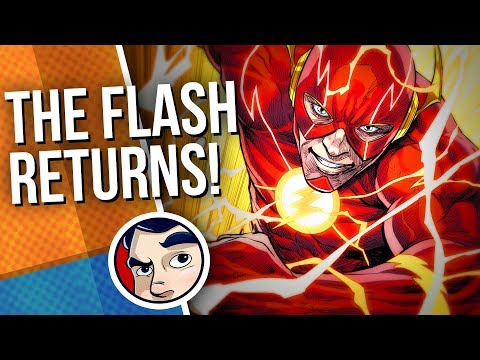 """Flash """"Overcharged Speed!"""" – Complete Story   Comicstorian"""
