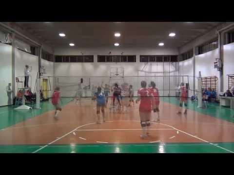 immagine di anteprima del video: II Divisione Femminile - 6a Giornata - Minetti Curno 2010 VS...