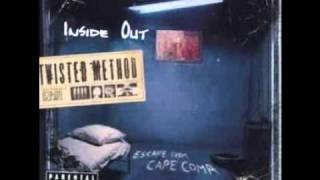 Twisted Method - Inside Out-New Metal