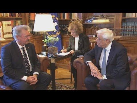 Πρ. Παυλόπουλος: «Η Αλληλεγγύη είναι η βάση της Ευρώπης»