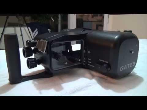 Testaufnahmen mit Sony FDR-AX100 im Gates AX100 Gehäuse, Zürichsee,allgemein,Schweiz