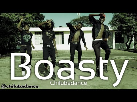 Wileysean Paulsteflon Don Boasty Ft Idris Elba Official Dance Chilubadance Choreography