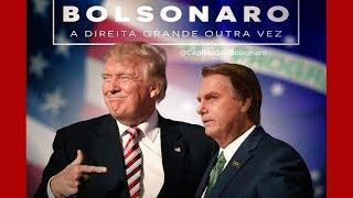 Trump and Bolsonaro to Bring Nationalist Populism to the Whole Hemisphere!!!