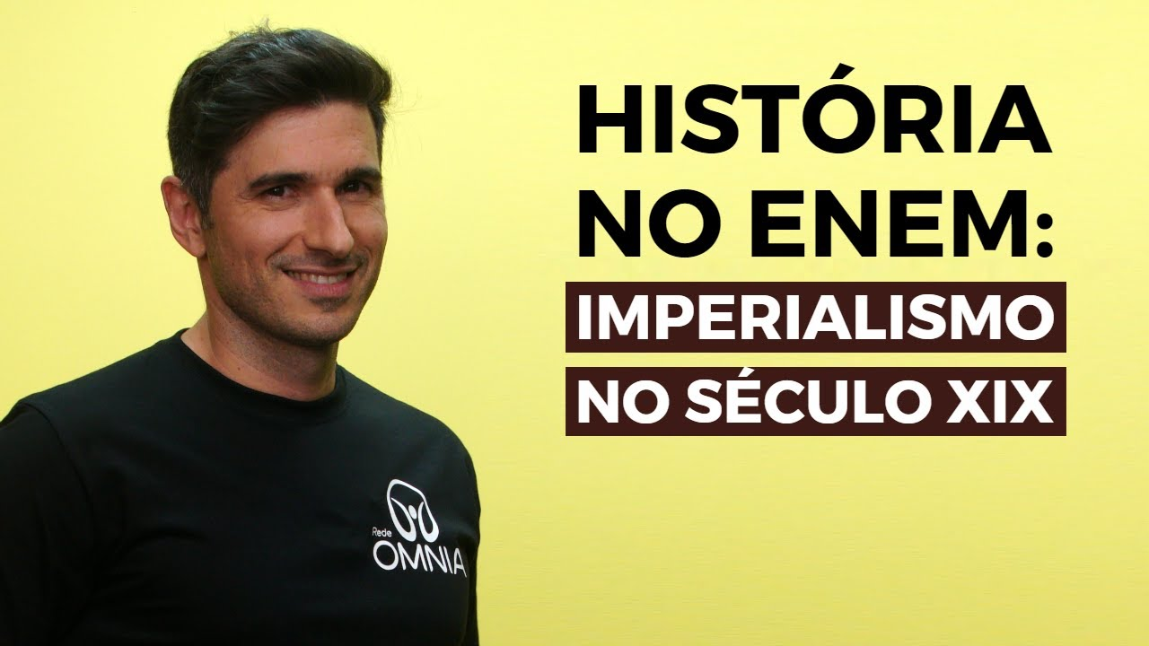 História no Enem: Imperialismo século XIX